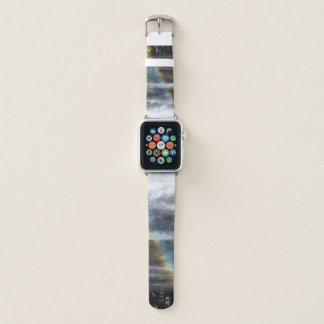 Waterfall Rainbow, Apple Watch Band