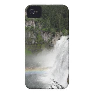 Waterfall Rainbow iPhone 4 Cover