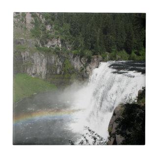 Waterfall Rainbow Tile