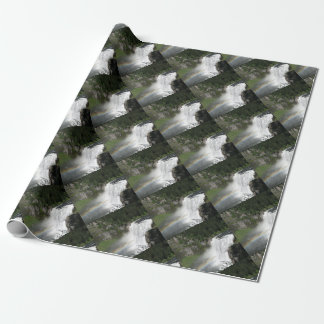 Waterfall Rainbow Wrapping Paper
