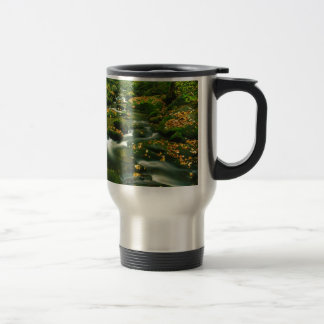 Waterfall Roaring Fork Smoky Mountian Mug