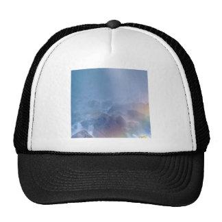 Waterfall Rock Soup Mt Rainier Park Hats