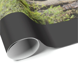 Waterfall Roll Wrapping Paper