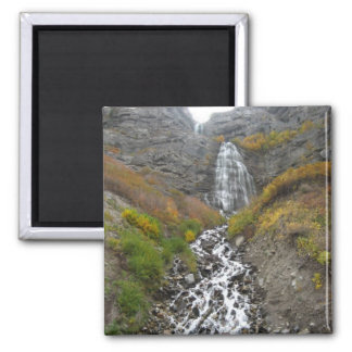 waterfall scenery magnet