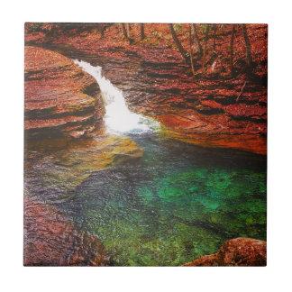 Waterfall Tile