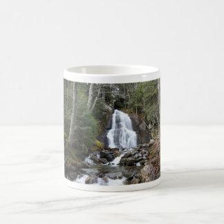 Waterfall Wonder Basic White Mug