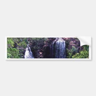 Waterfall_Wonderland,_ Bumper Sticker
