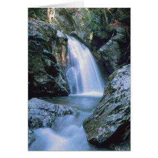 Waterfalls # 100 card