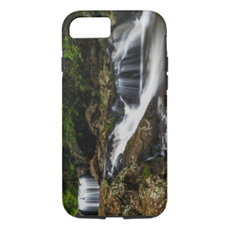 Waterfalls Lip Falls Gold Coast Australia iPhone 7 Case