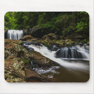 Waterfalls Lip Falls Gold Coast Australia Mouse Pad