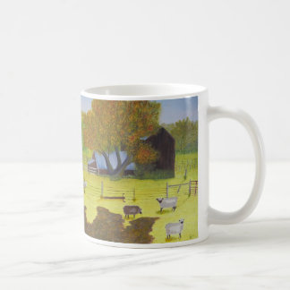Waterford Barn & Sheep Coffee Mug
