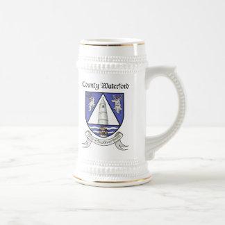 Waterford Beer Stein Mug