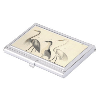 Waterfowl Business Card Holder