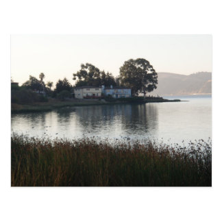 Waterfront living in Benicia, CA Postcard
