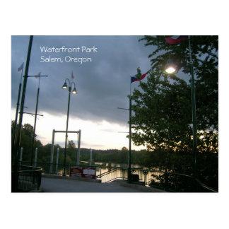 Waterfront Park Postcard