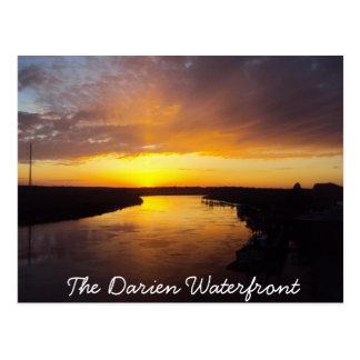 Waterfront Postcard