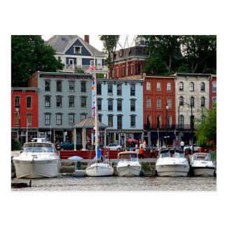 Waterfront Postcards