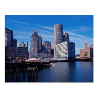 Waterfront structures postcards