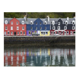 Waterfront, Tobermory, Isle of Mull, Scotland, Post Cards