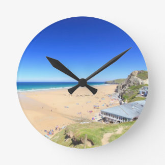 Watergate Bay Wall Clock