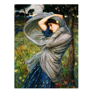 Waterhouse Boreas Postcard