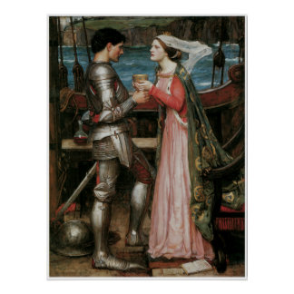 Waterhouse Fine Art Poster or Print