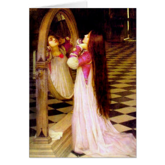 Waterhouse Mariana in the South Greeting Card