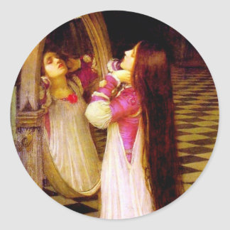 Waterhouse Mariana in the South Stickers