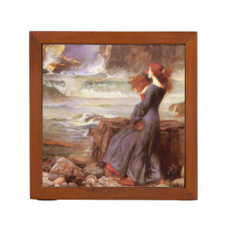 Waterhouse Miranda The Tempest Desk Organiser