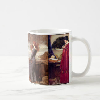 Waterhouse Myths Basic White Mug
