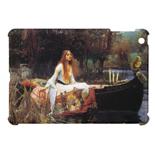 Waterhouse The Lady of Shalott iPad Mini Case