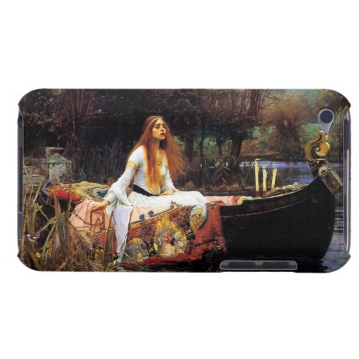 Waterhouse The Lady of Shalott iPod Touch Case