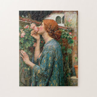 Waterhouse The Soul of the Rose Puzzle