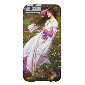 Waterhouse Windflowers iPhone 6 case Barely There iPhone 6 Case