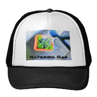 Watering Cap Mesh Hat
