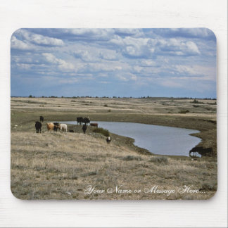 Watering Hole Mouse Pad