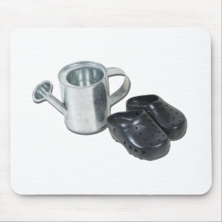 WateringCanGardeningShoes090312.png Mousepad
