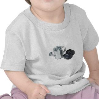 WateringCanGardeningShoes090312 png T-shirt
