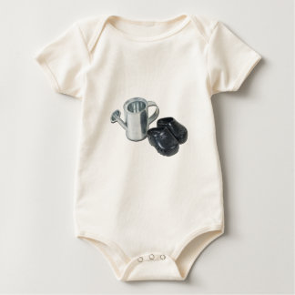 WateringCanGardeningShoes090312.png Baby Bodysuits