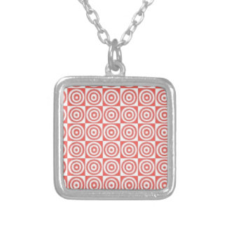 waterint silver plated necklace