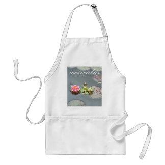 Waterlilies Apron