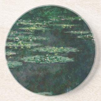 Waterlilies by Claude Monet Drink Coaster
