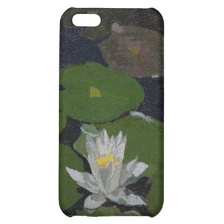 Waterlily and Lily Pads. Case For iPhone 5C