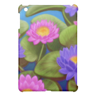 Waterlily Garden Speck Case Case For The iPad Mini