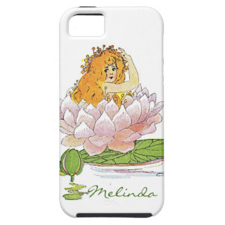 Waterliy, Lily pad customized fairy iPhone 5 Cases