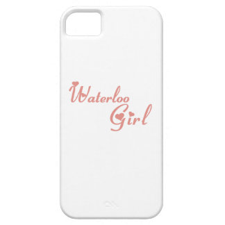 Waterloo Girl Case For The iPhone 5
