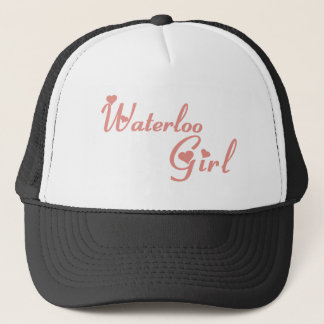 Waterloo Girl Trucker Hat