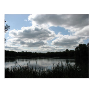 Watermead Country Park Postcard