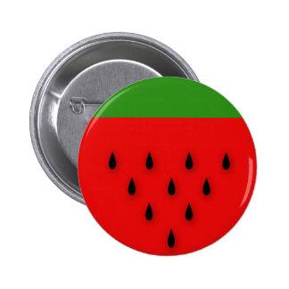 Watermelon! 6 Cm Round Badge