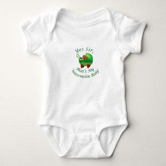 Watermelon Baby! Baby Bodysuit
